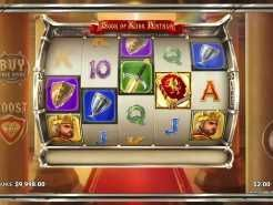 Book of King Arthur Slots